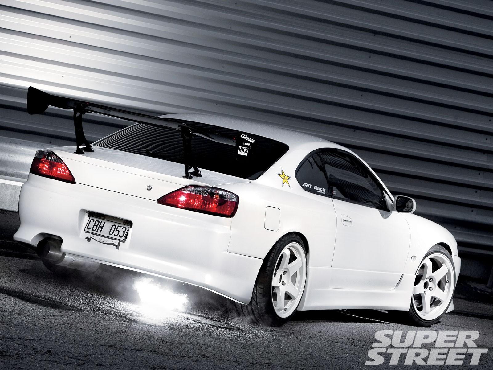 デスクトップ壁紙 日産 スポーツカー シルビア S15 ホイール