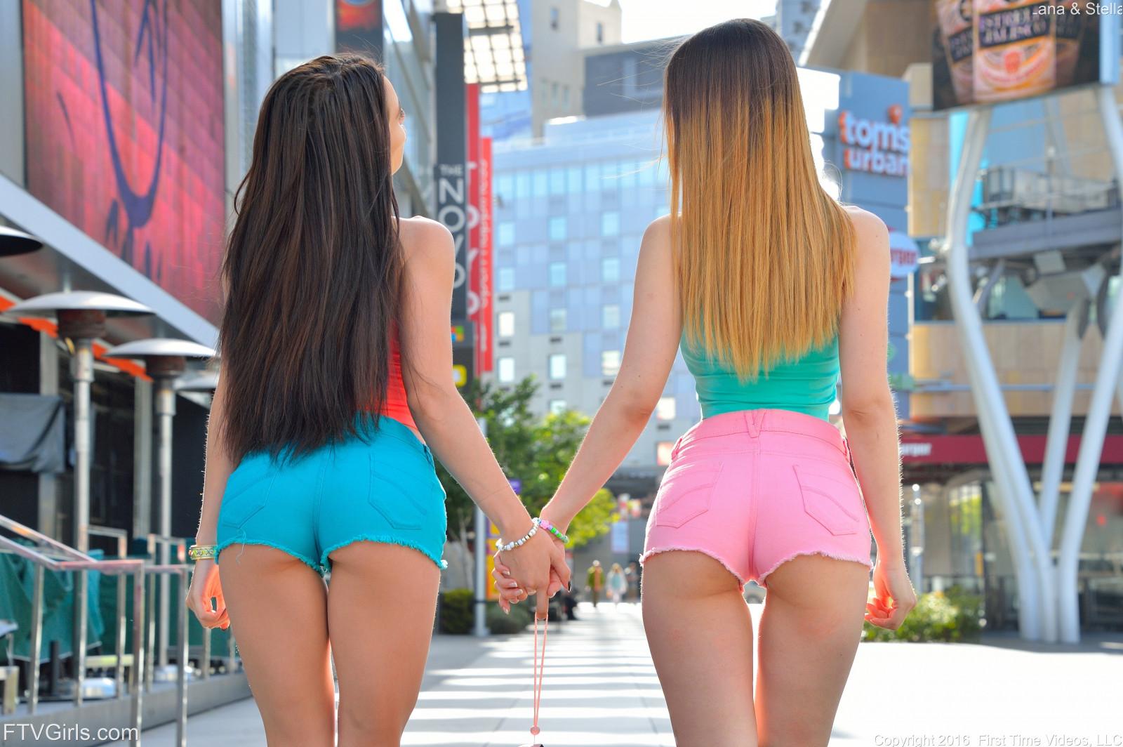 Lana rhoades x stella cox- ftv girls