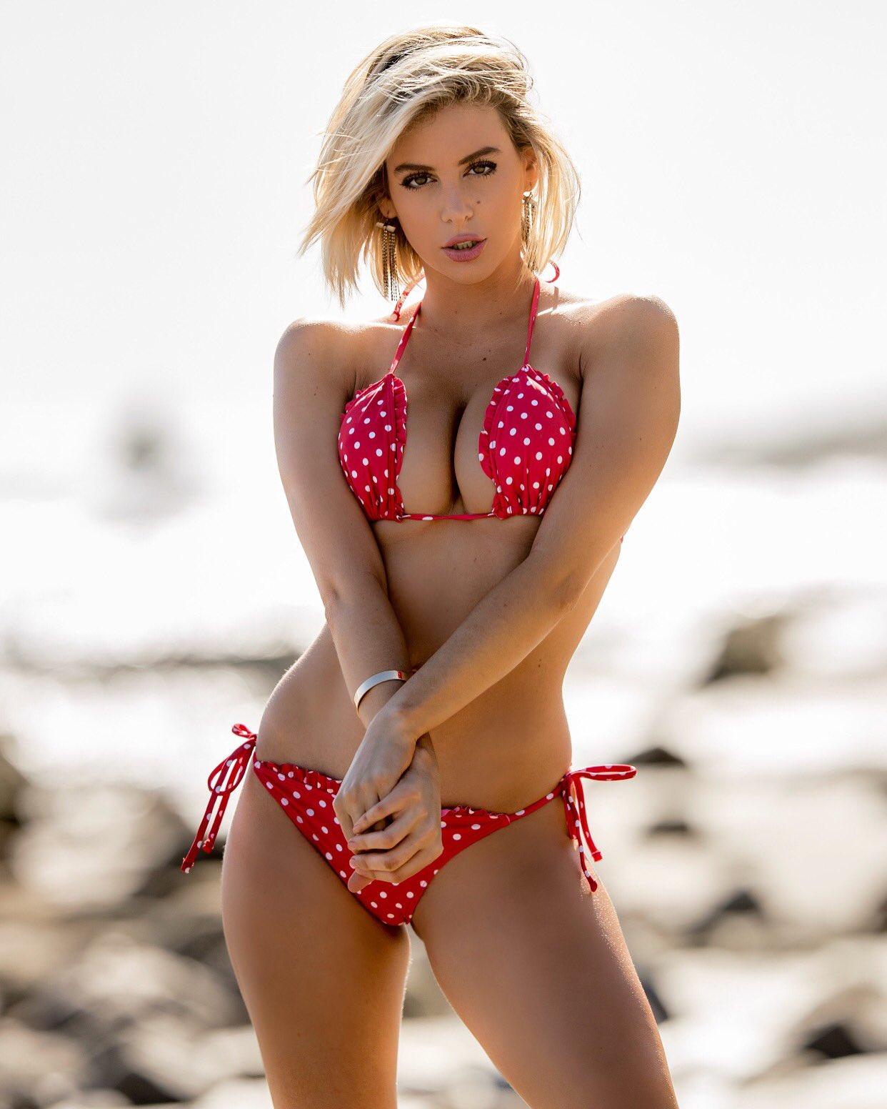Fondos de pantalla : Bri Teresi, rubia, mujer, bikini ...