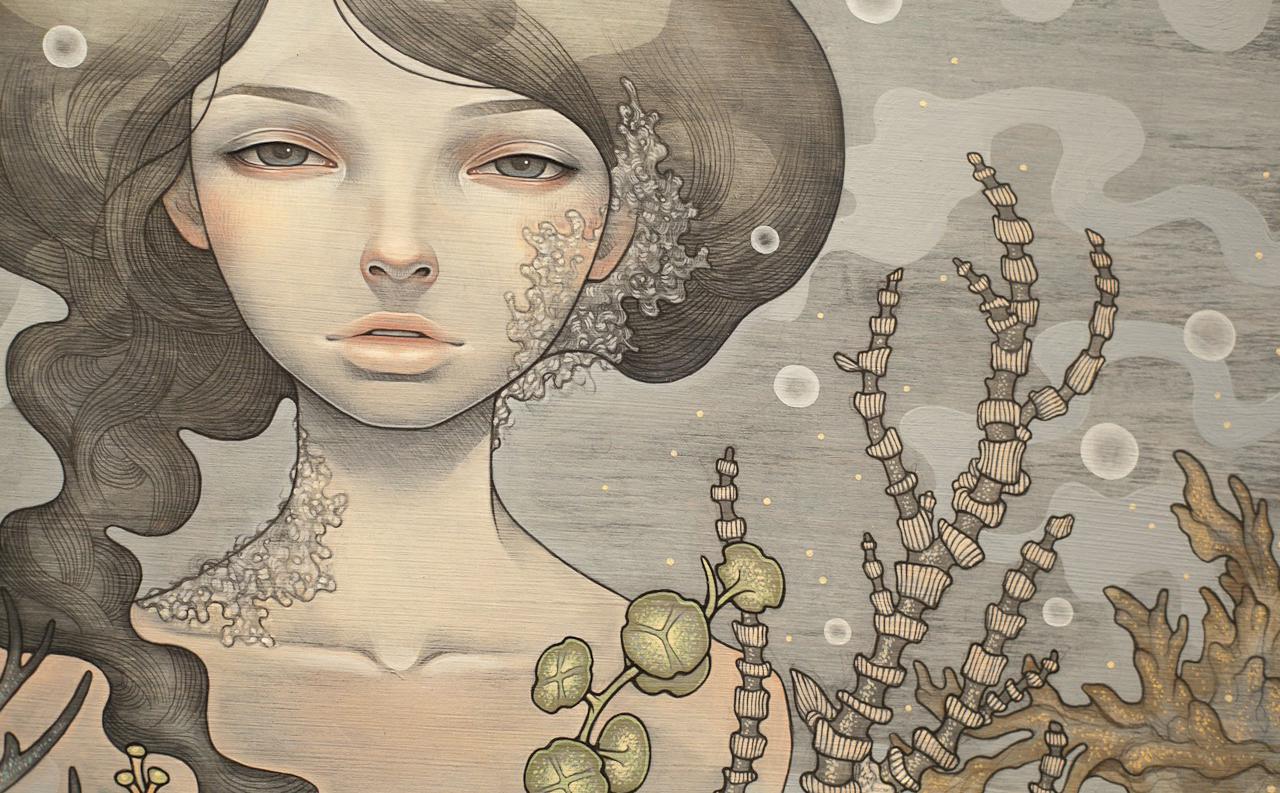 Masaustu Yuz Boyama Illustrasyon Portre Resim Kafa Sanat