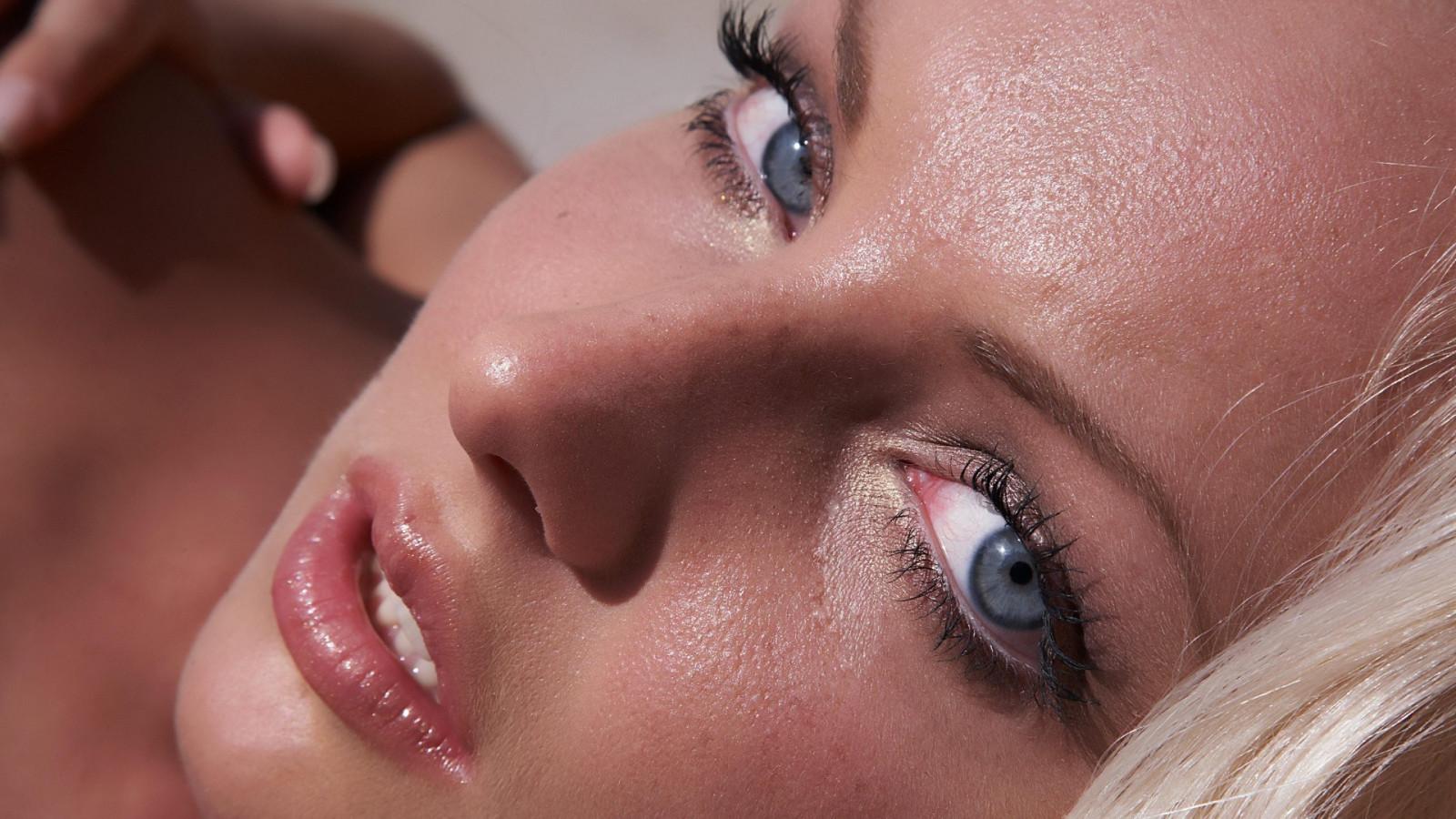 Подборки сперма на лицо фото — 5