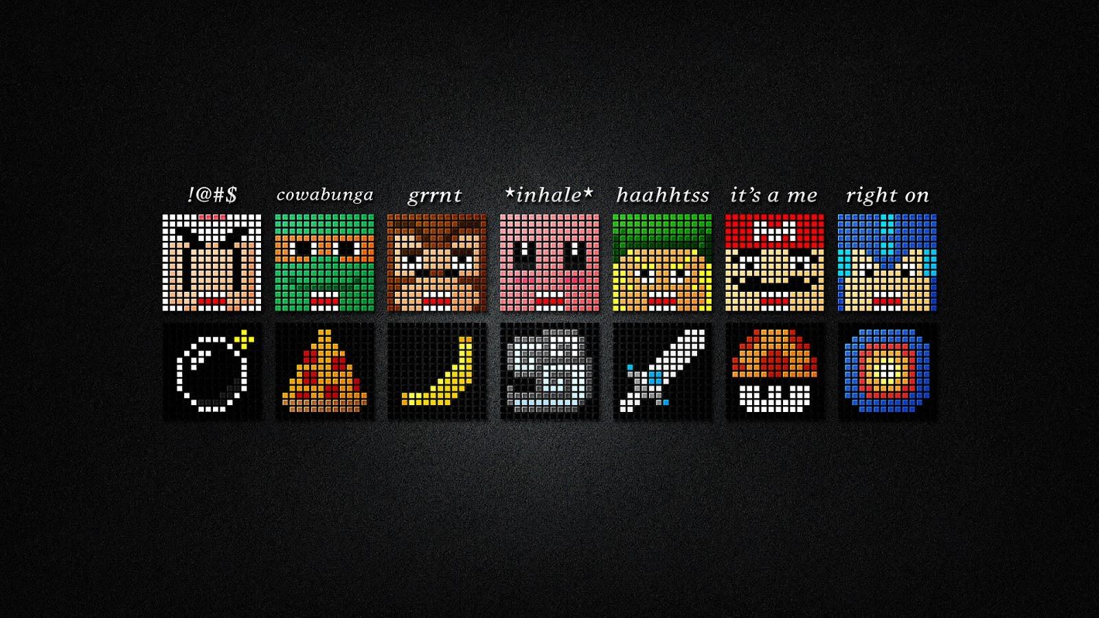 Fondos De Pantalla Retro Juegos Super Mario Hombre Mega Enlazar