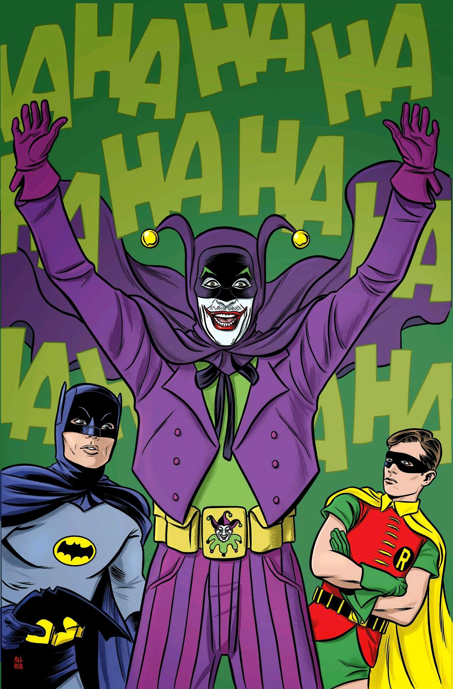 Batman sesso cartoni animati