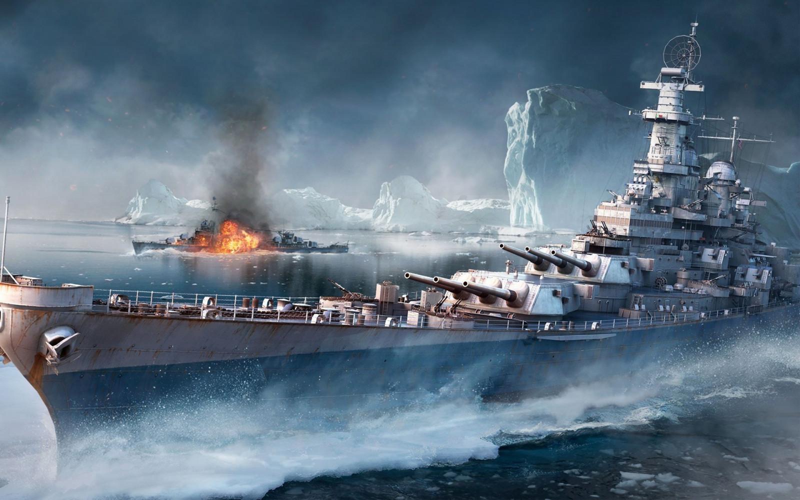 Ο κόσμος των πολεμικών πλοίων