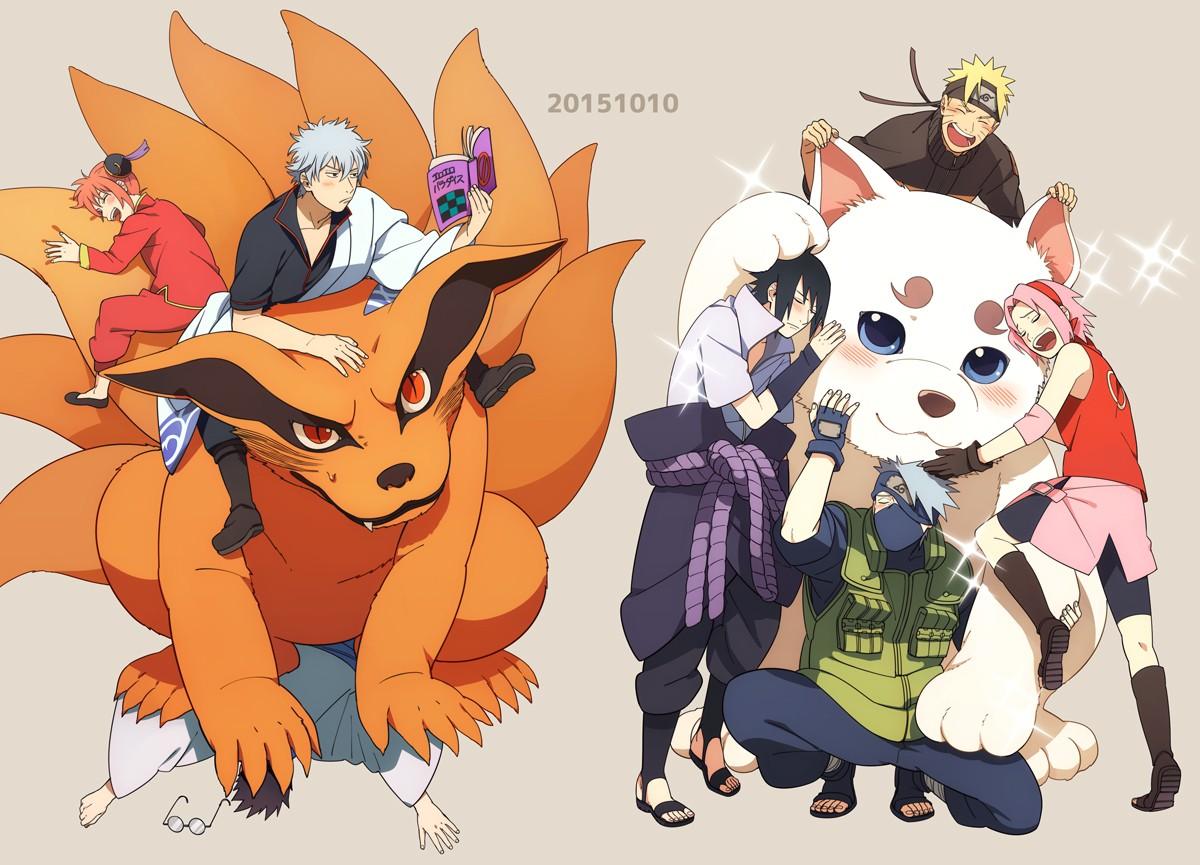 Fondos De Pantalla Ilustración Anime Crossover Manga