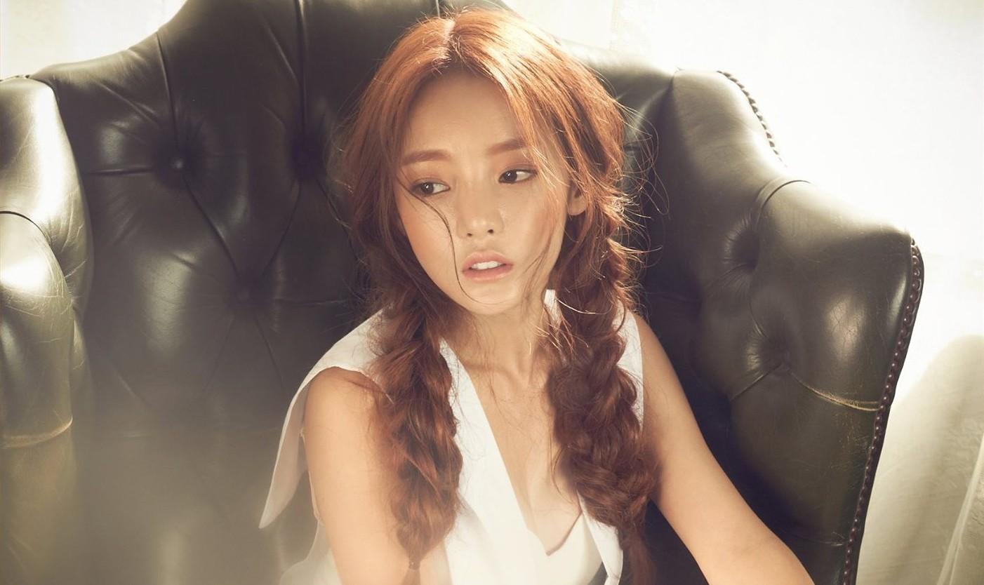 Wallpaper Face Women Long Hair Asian Dress Fashion Korean K