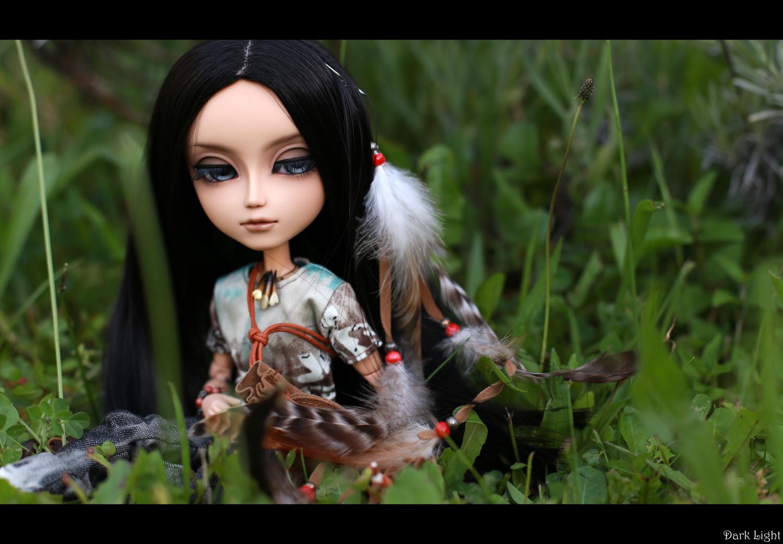 фото наших кукол на природе принадлежат роду карасей