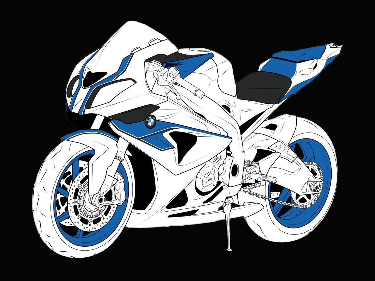 Wallpaper Drawing Illustration Bmw Motorcycle Vehicle Cartoon S1000rr Hp4 Wheel Sketch Freestyle Motocross 1280x960 Nevrast1 292603 Hd Wallpapers Wallhere