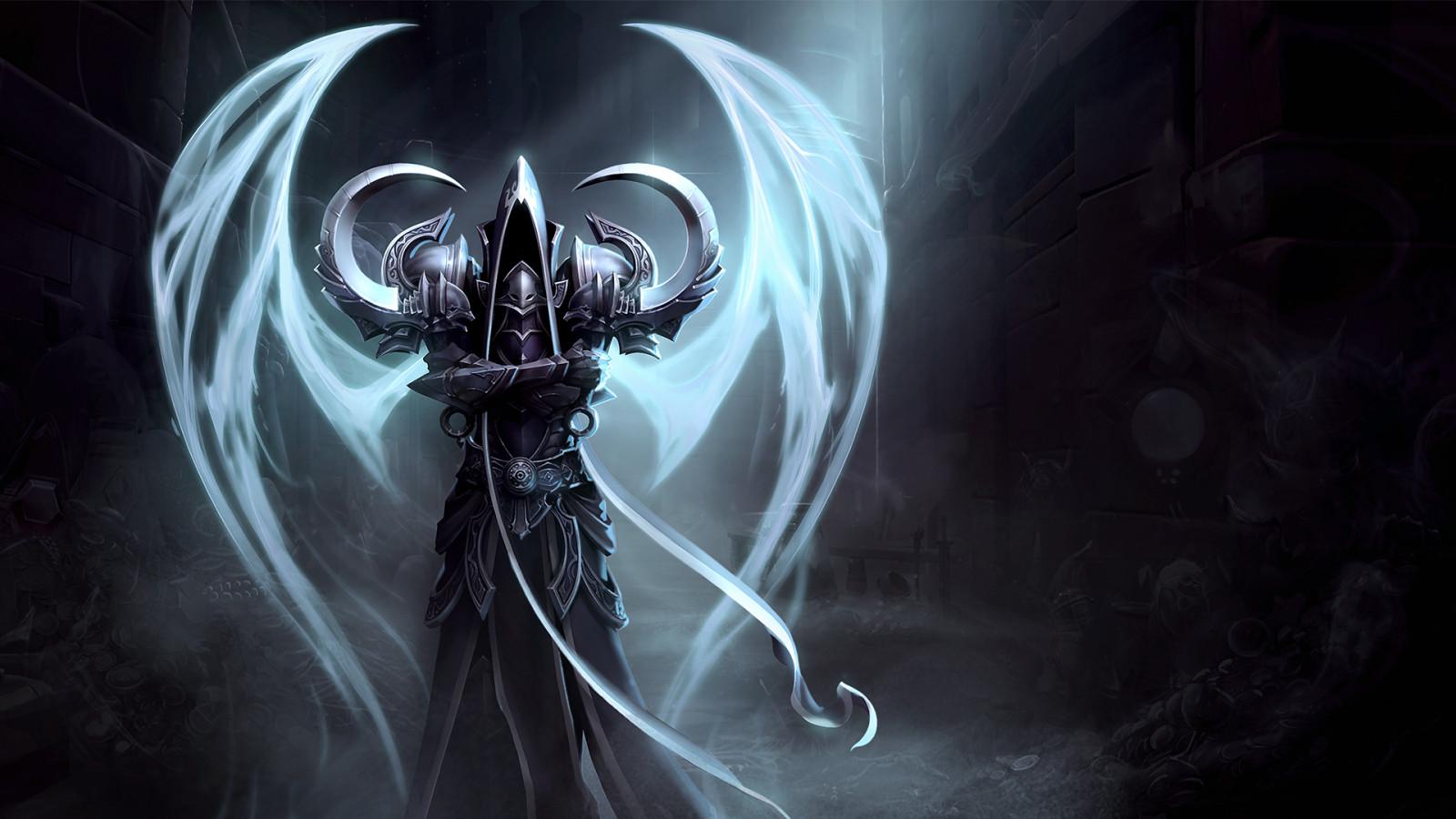 Wallpaper 1920x1080 Px Angel Artwork Death Diablo Iii