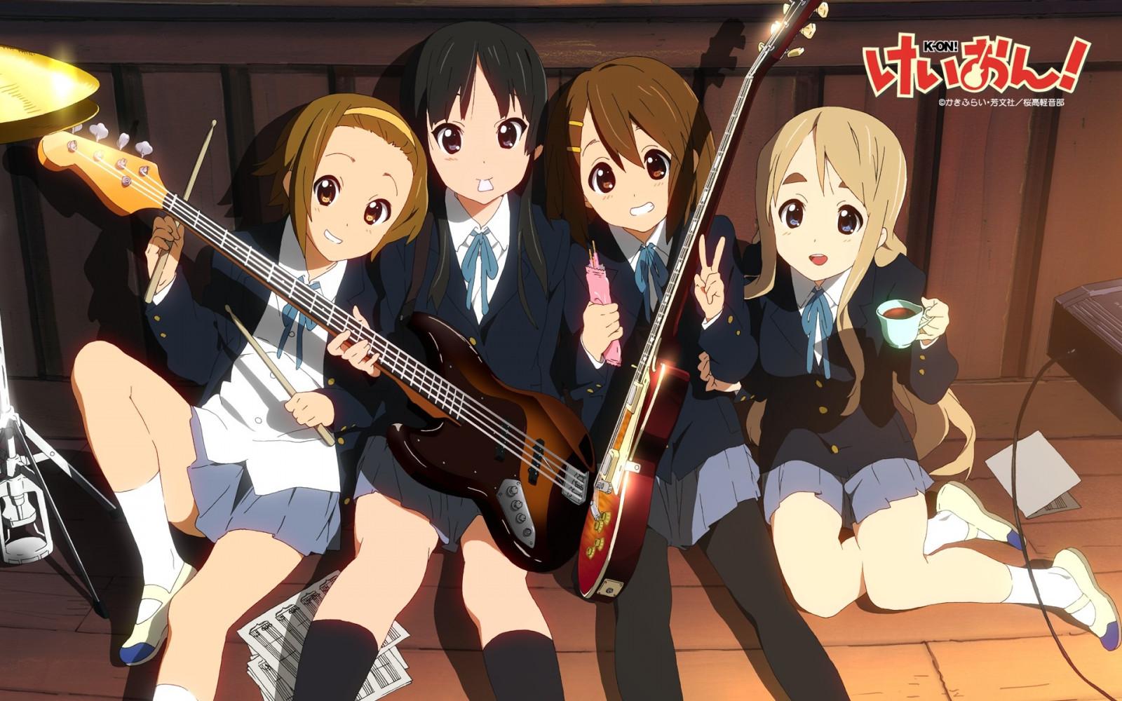Здесь вы сможете смотреть музыкальные аниме в любое удобное для вас время и практически в неограниченном количестве.