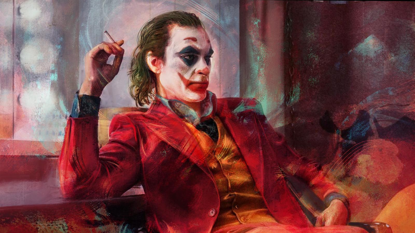 Wallpaper Joker 2019 Movie Joaquin Phoenix Dc Comics