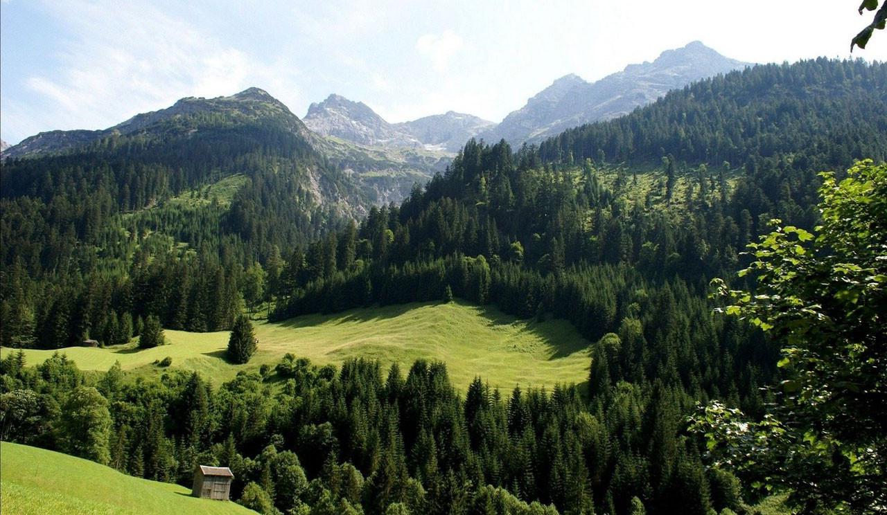 Sfondi Erba Cielo Parco Nazionale Valle Passo Di Montagna