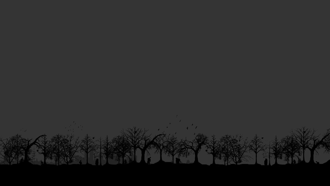 デスクトップ壁紙 ミニマリズム 空 月光 地平線 雰囲気 雲 夜明け ライン 闇 スクリーンショット 大気現象 コンピュータの 壁紙 黒と白 モノクロ写真 1366x768 Vexel78 1393 デスクトップ壁紙 Wallhere