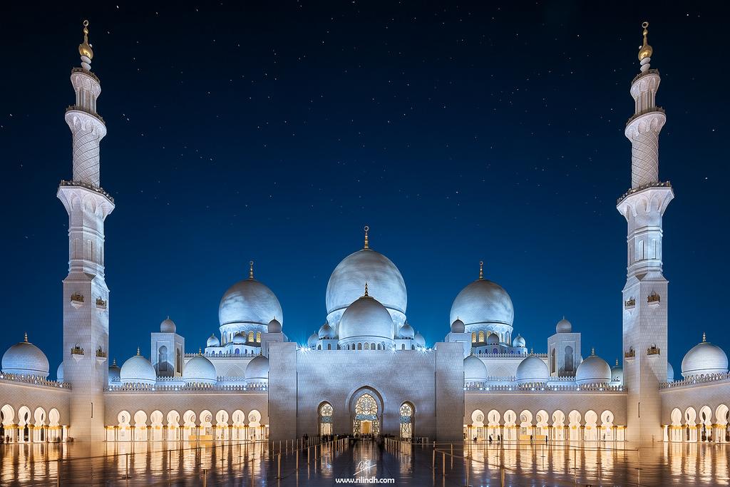 100+ Gambar Pemandangan Islam Terbaik