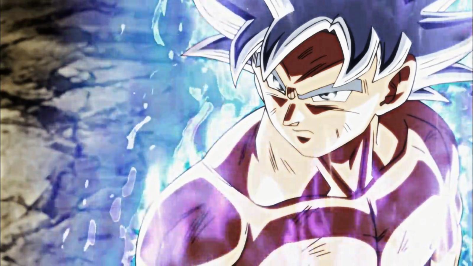 Ultra Instinct Goku Hd Wallpaper: Wallpaper : Son Goku, Ultra Instinct Goku, Mastered Ultra