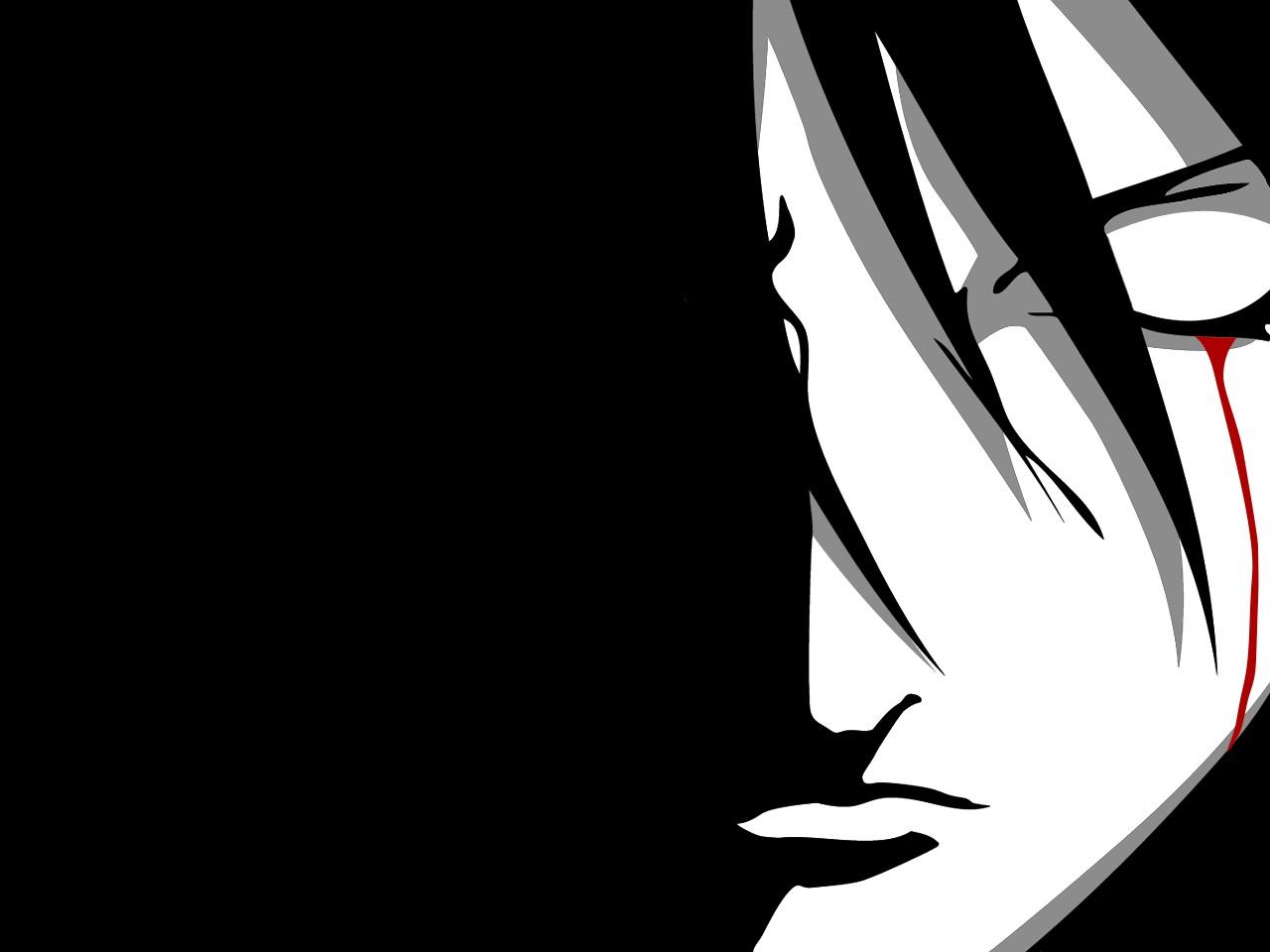Wallpaper Illustration Closed Eyes Cartoon Naruto Shippuuden