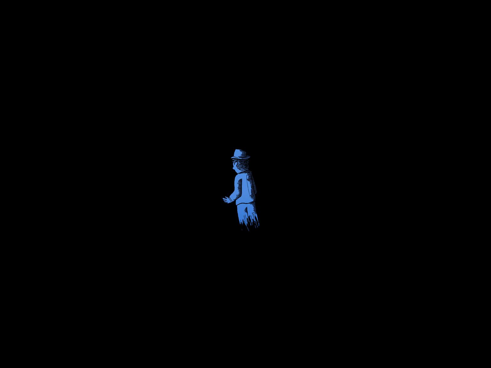 デスクトップ壁紙 幽霊 ジョーイ マローン ブラックウェル 闇