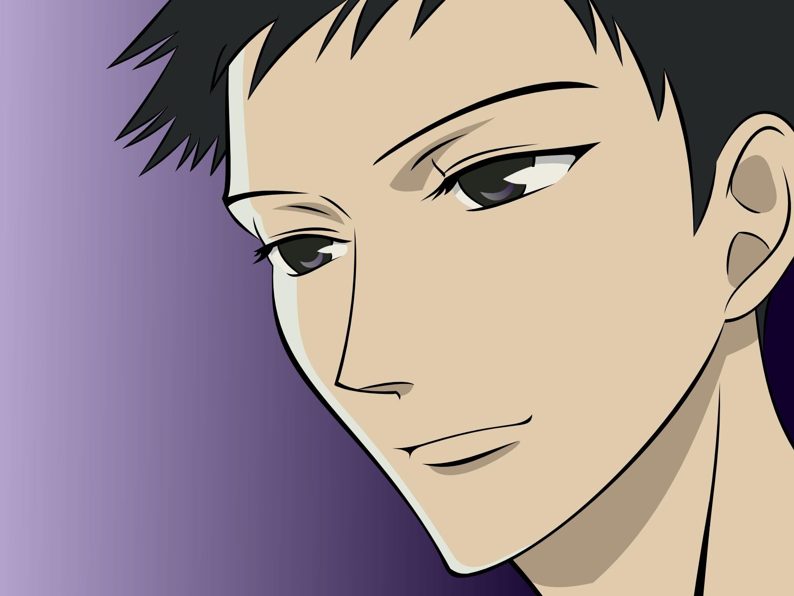 Wallpaper : Face, Drawing, Illustration, Anime, Brunette