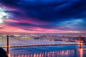 Wallpaper Supreme Golden Gate Bridge Landscape Bridge 1920x1080