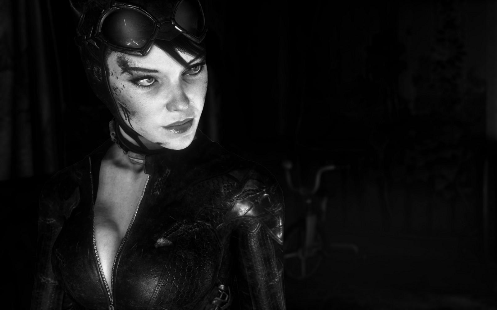 Catwoman Batman Arkham Knight Warner Bros