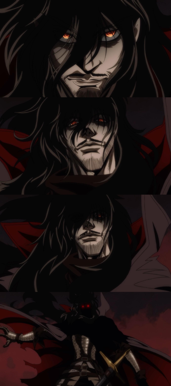 Wallpaper Illustration Anime Hellsing Alucard Demon