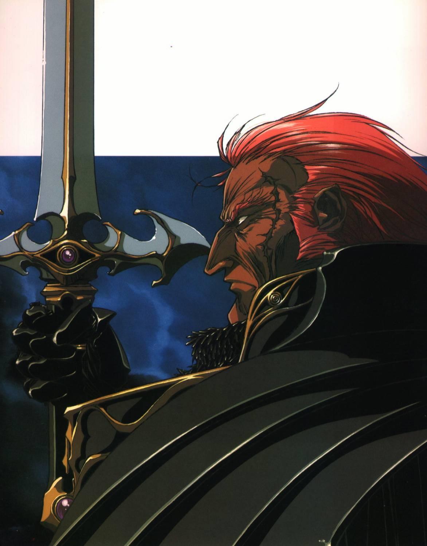 Wallpaper Illustration Anime Comics Record Of Lodoss War Art