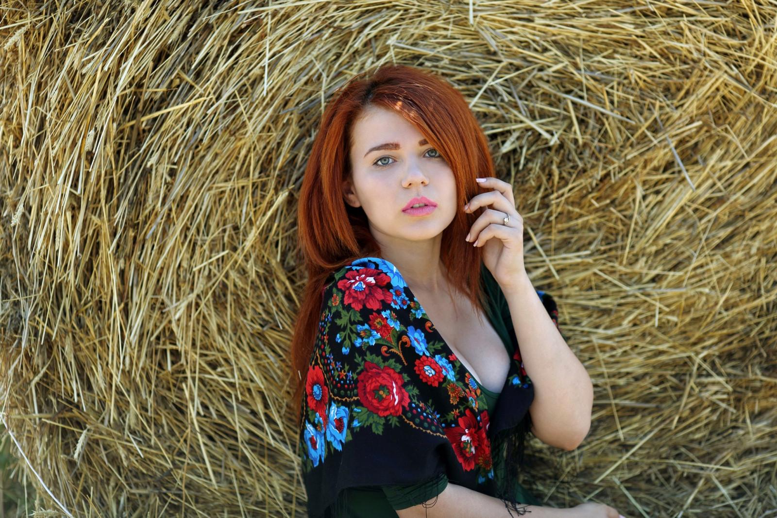 Фотографии деревенских красавиц