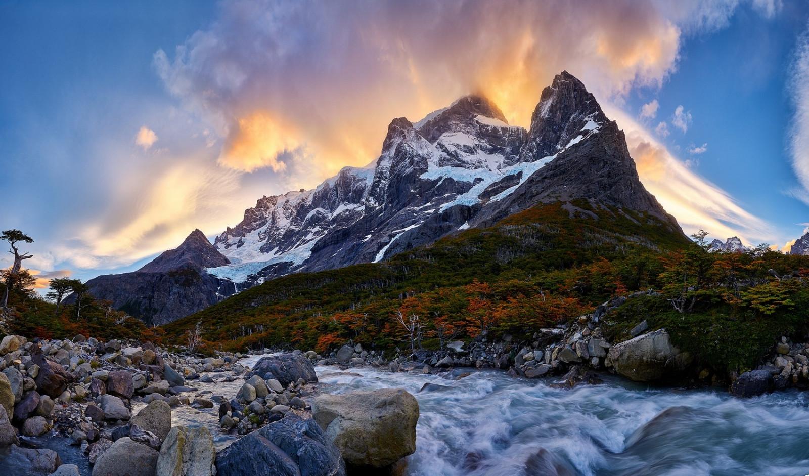 Fondo De Pantalla Paisaje Montañas Nevada: Fondos De Pantalla : Paisaje, Bosque, Montañas, Rock