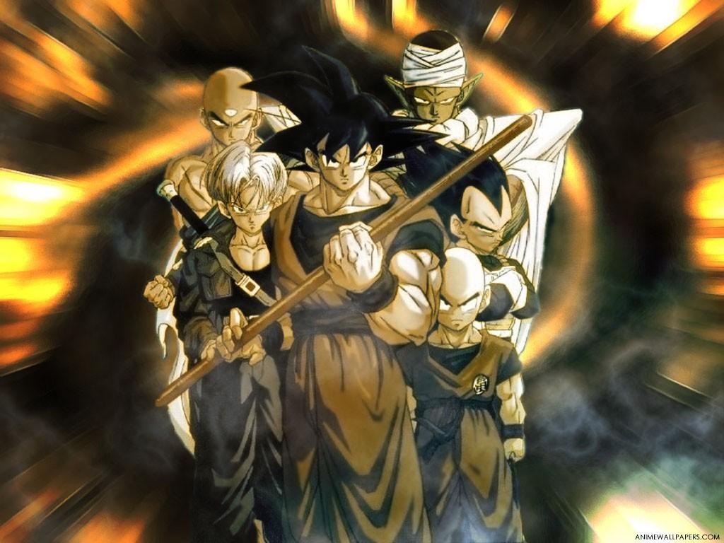 Wallpaper : Dragon Ball Z, comics, mythology, games