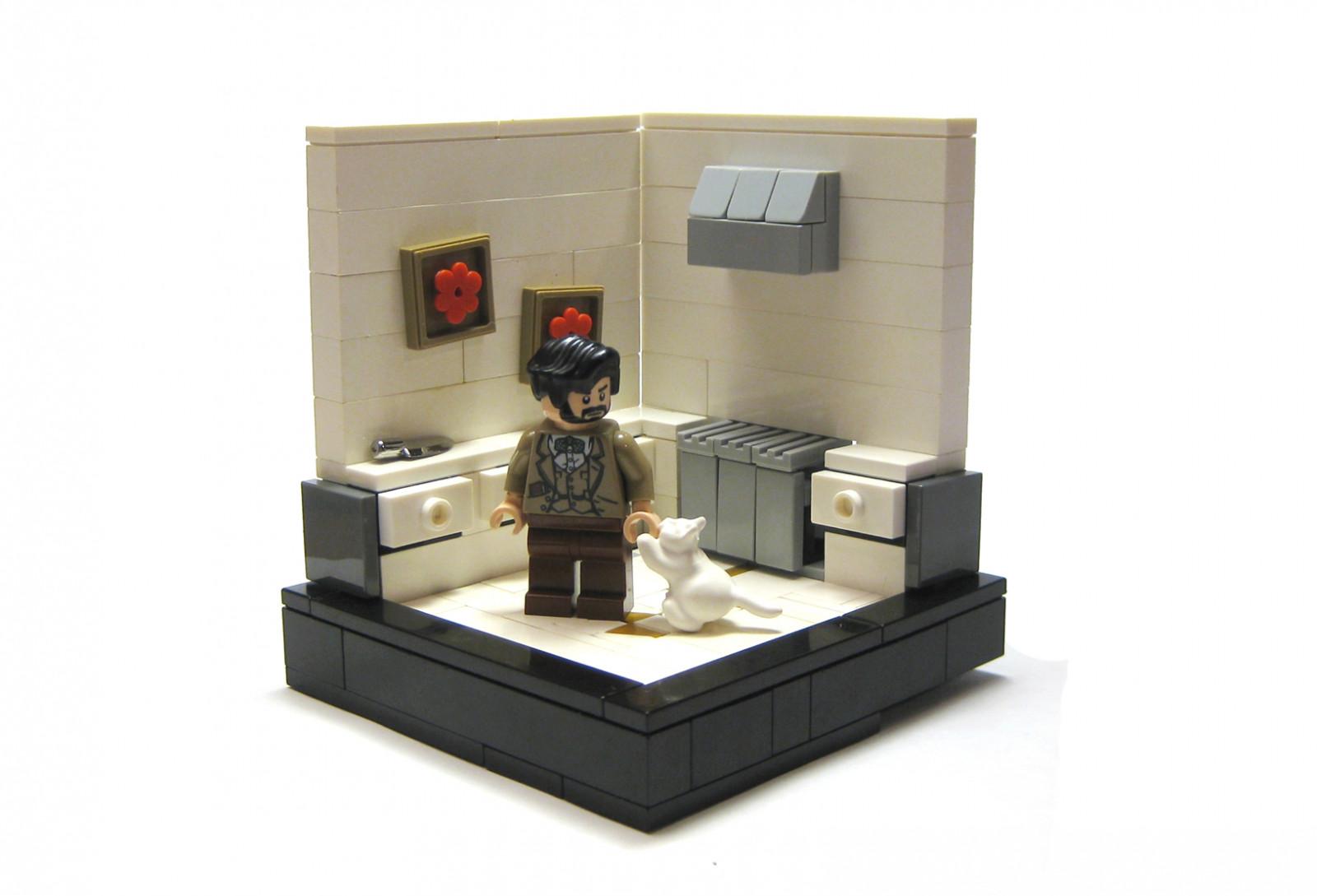 Hintergrundbilder : Katze, LEGO, Küche, Netzwerk, Vignette ...