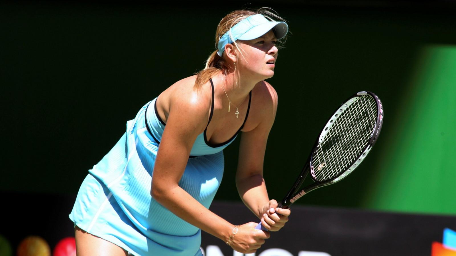 Woman Tennis Player 1080p Hd Wallpaper Sports: Wallpaper : Russian Women, Maria Sharapova, Tournament