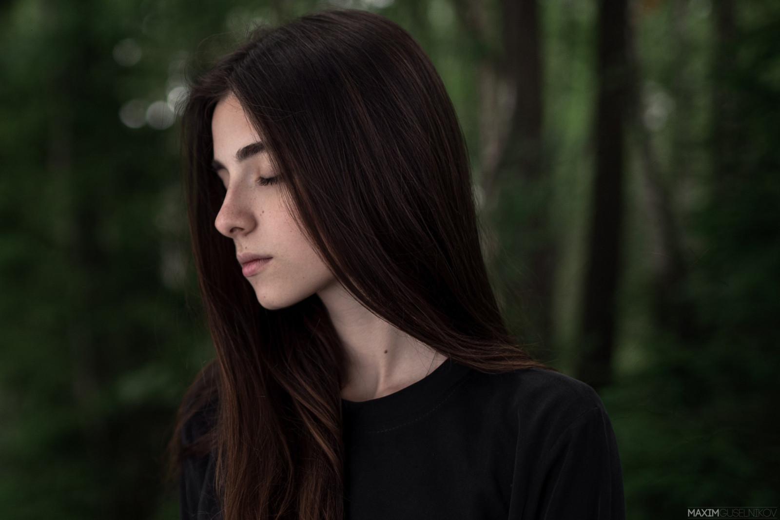 Wallpaper : face, sunlight, trees, women outdoors, model