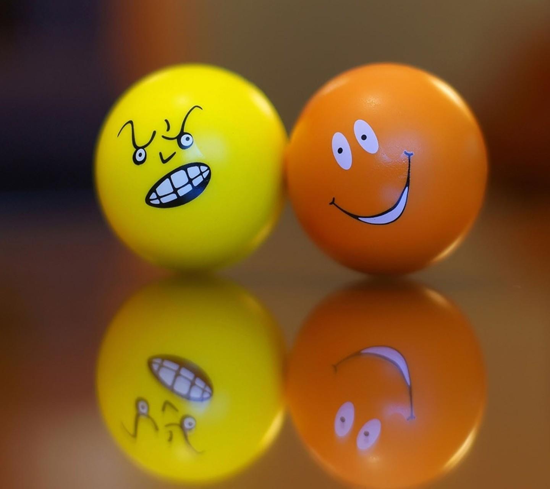 Прикольные картинки про позитив и хорошее настроение
