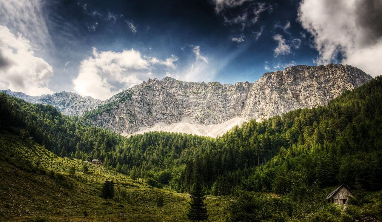 Sfondi Luce Del Sole Erba Cielo Parco Nazionale Valle Passo