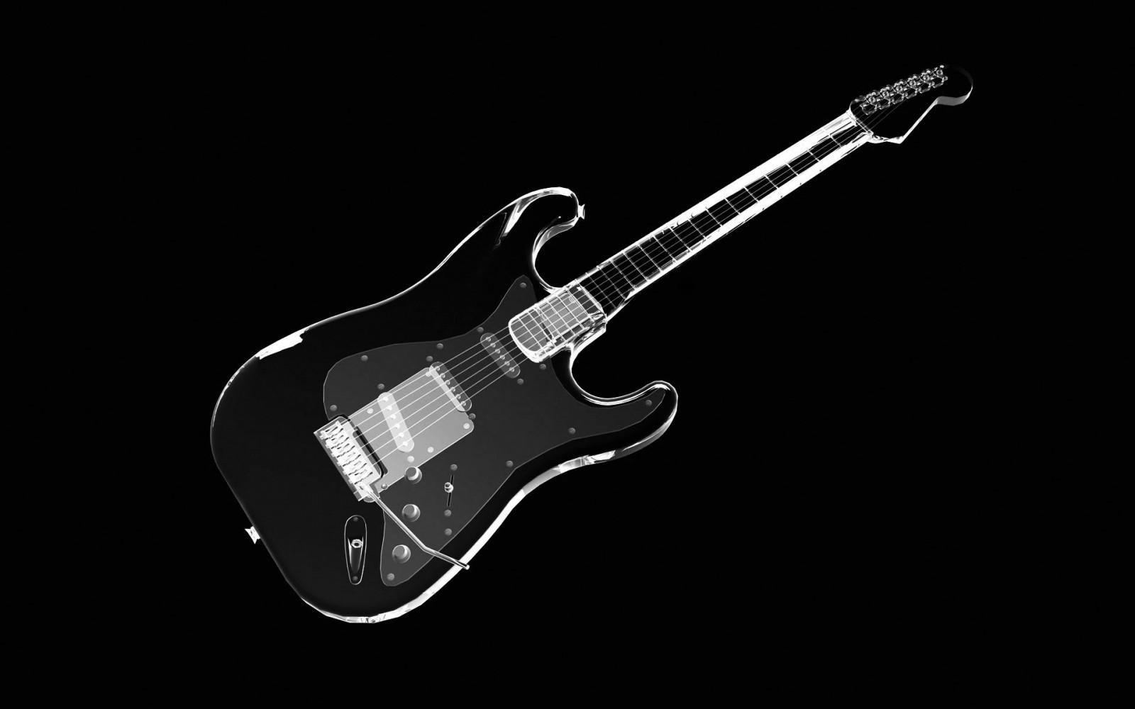 Fond d'écran : instrument de musique, guitariste, guitare électrique, 1920 x 1200 px, noir et ...
