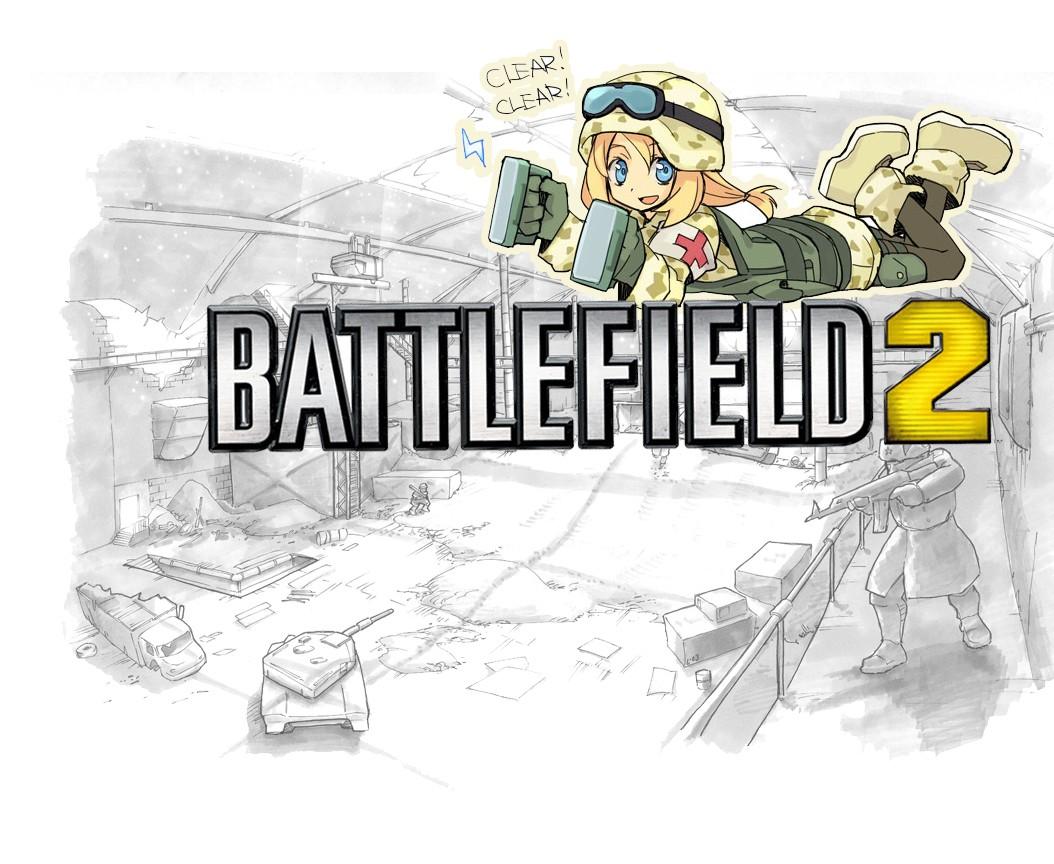 Wallpaper Ilustrasi Gadis Anime Gambar Kartun Medan