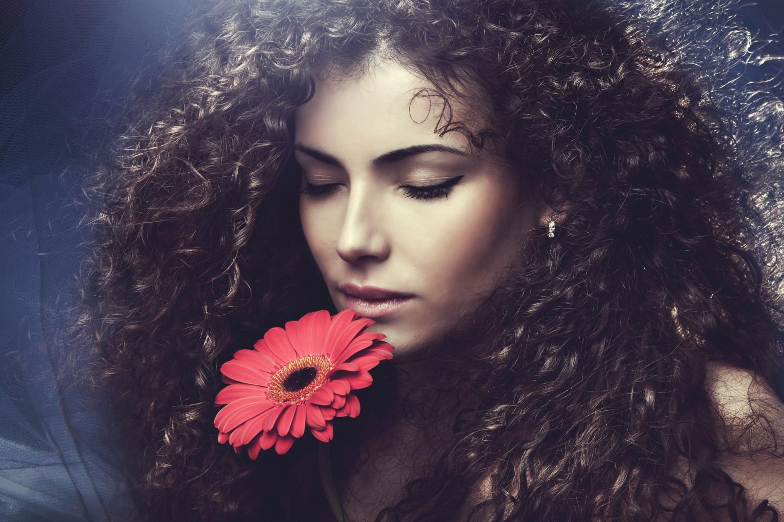 Днем, картинки женская красота