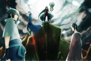 naruto sasuke madara uchiha clan itachi obito 553383