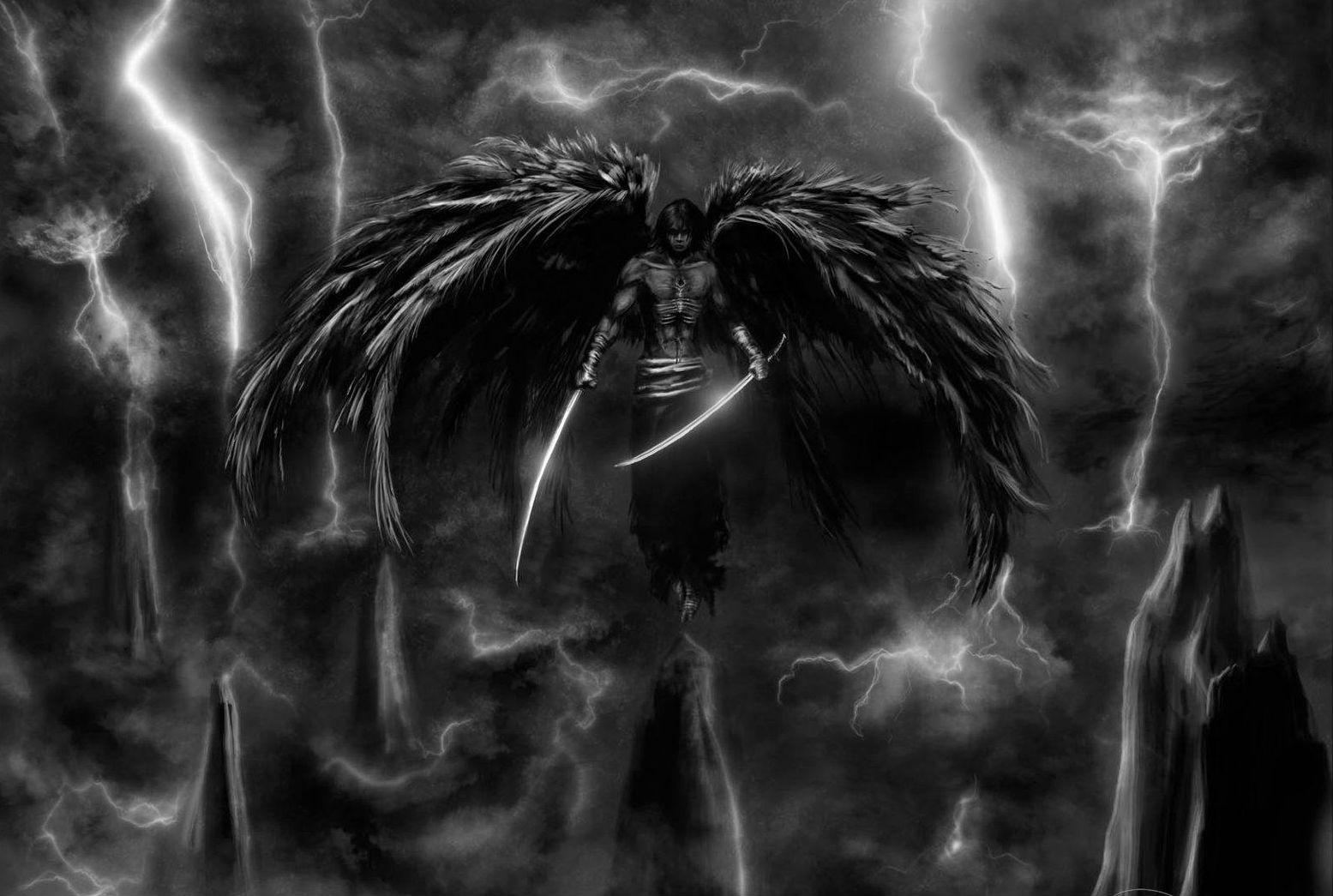 безмене картинки ангелов тьмы такое