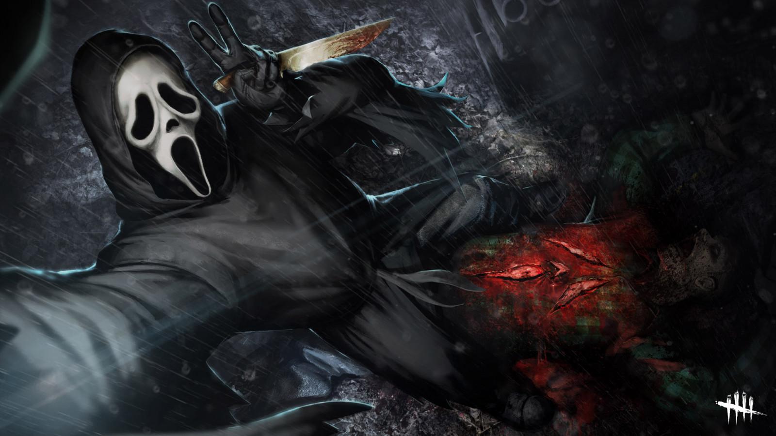 Wallpaper : Dead by Daylight, video games, Video Game Art ...