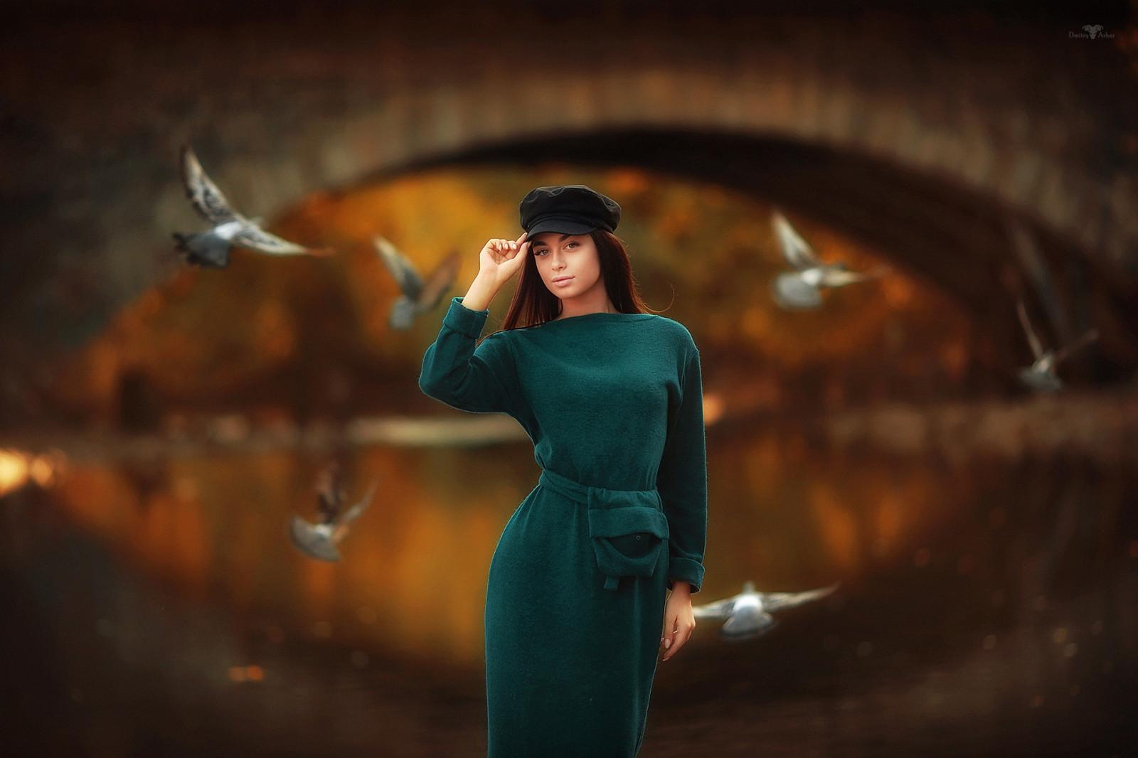 Fondos de pantalla : mujer, modelo, asiático, Mujeres al aire libre, morena, Mirando al