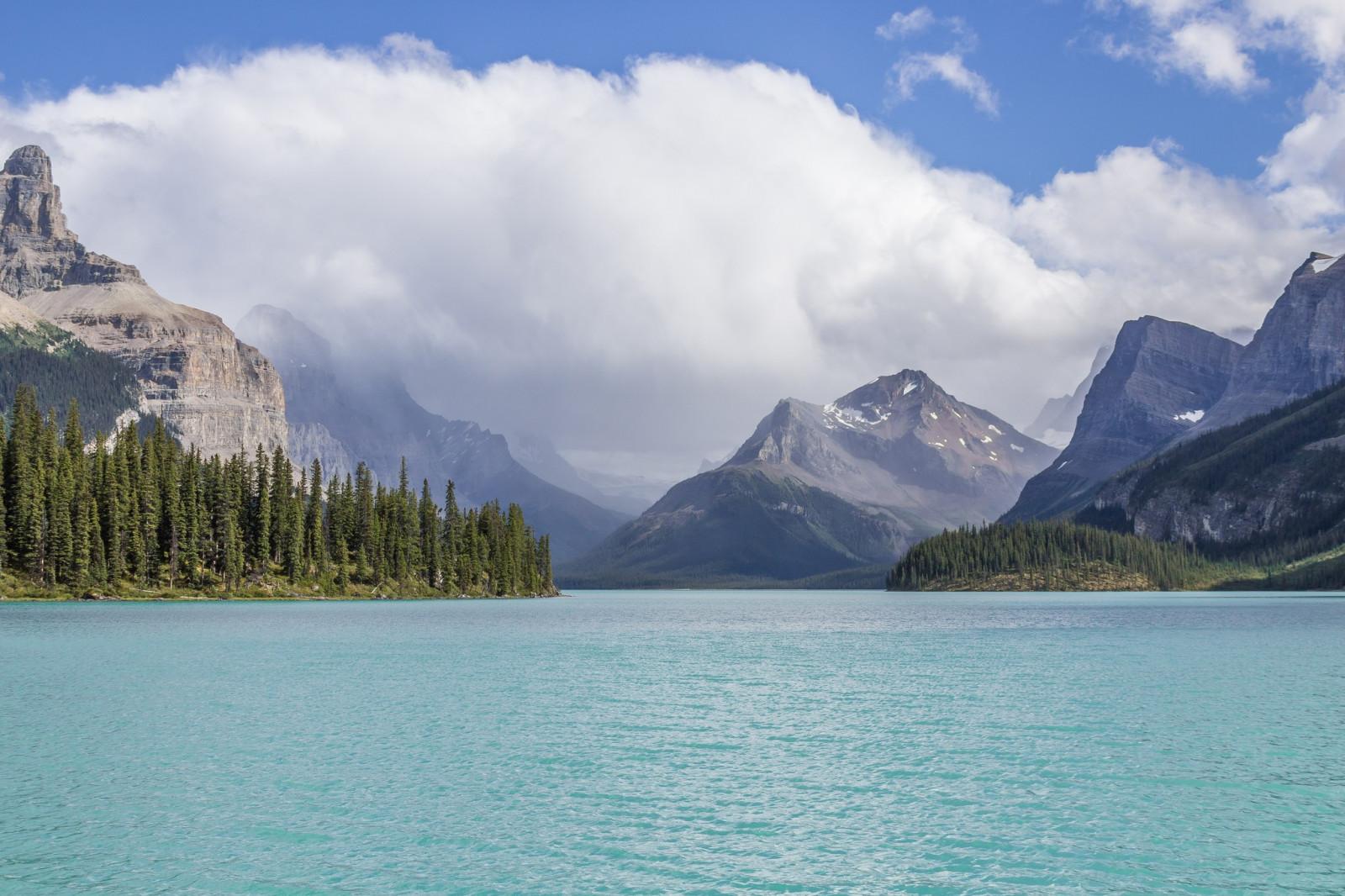 Картинки с горами и морем, картинки спокойной