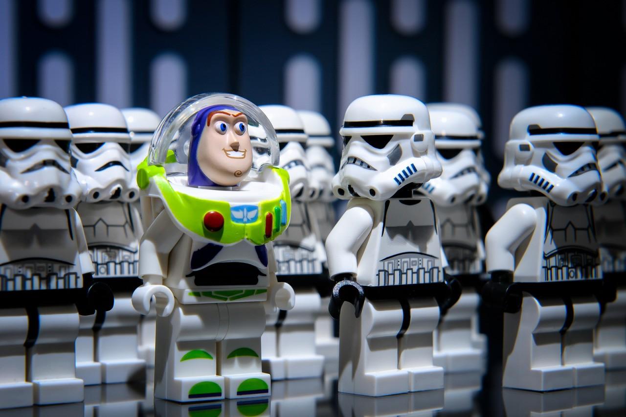 wallpaper : star wars, technology, toy story, lego star wars, buzz