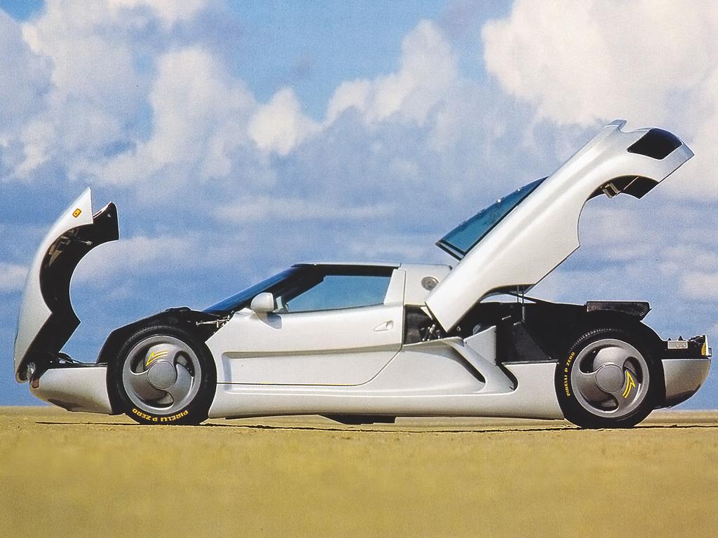 bil, fordon, sportbil, netcarshow, netcar, bil bilder, bil foto, 1992, Spiess, TC 522, superbil, landfordon, bildesign, racerbil, bil make