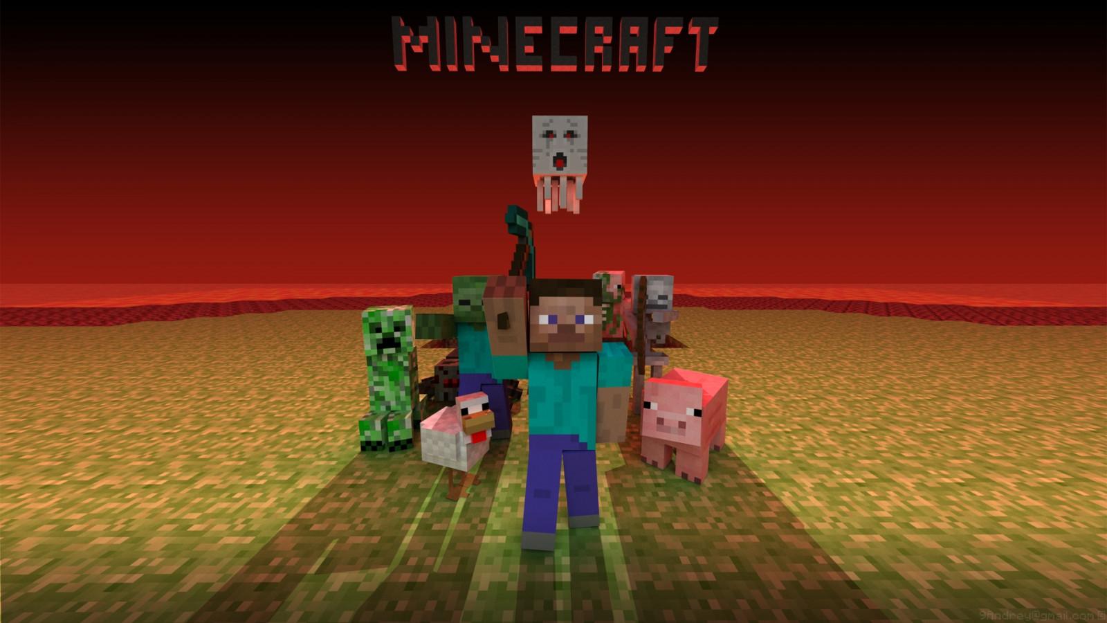 Hintergrundbilder Landschaft Gras Schlange Minecraft - Minecraft pixel spiele