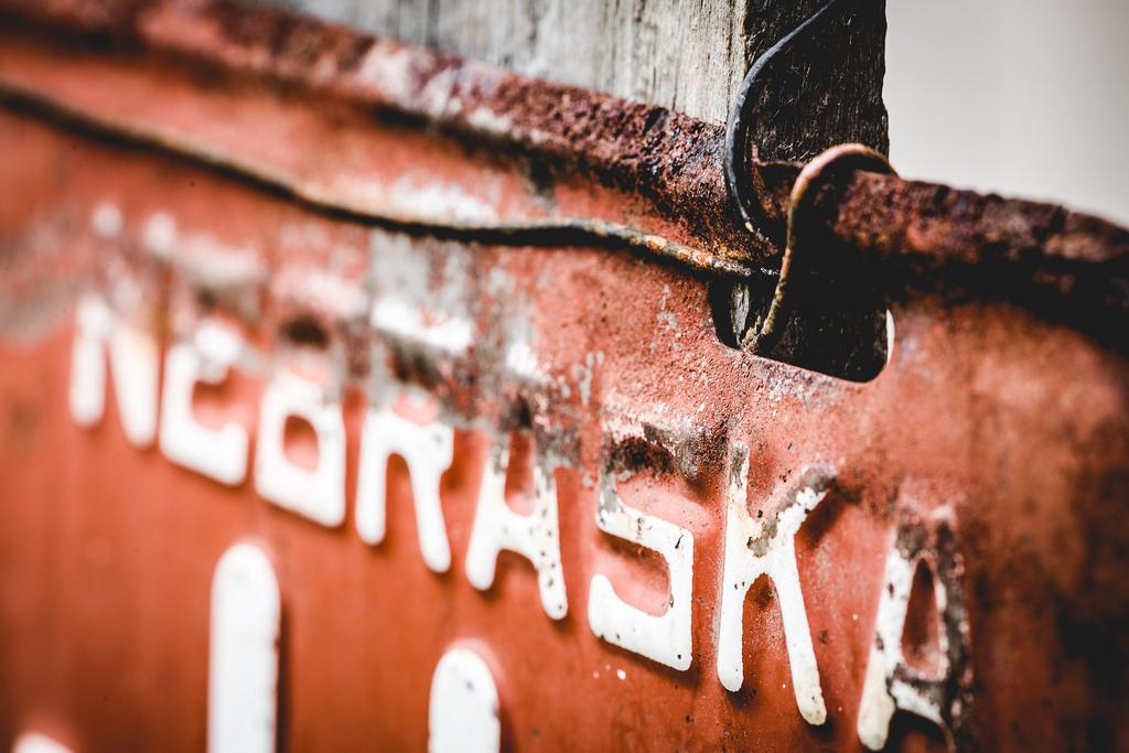 Hintergrundbilder : Nebraska, Nummernschild, Jahrgang, Antiquität ...