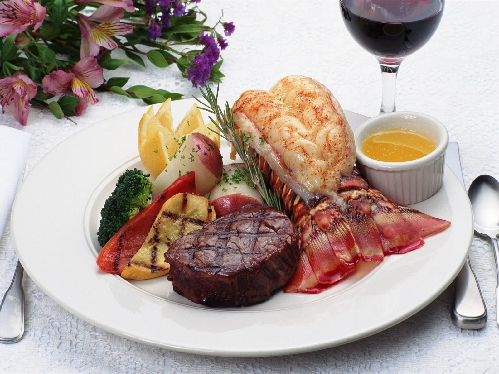 Картинки с ужином мясо