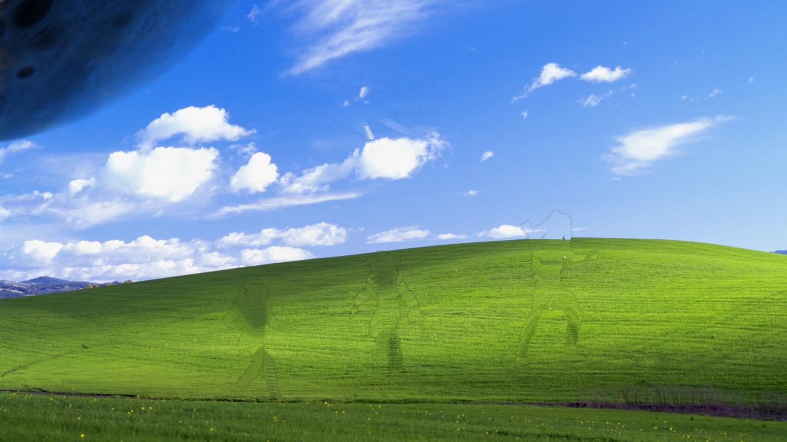 デスクトップ壁紙 日光 風景 丘 空 フィールド 緑 地平線