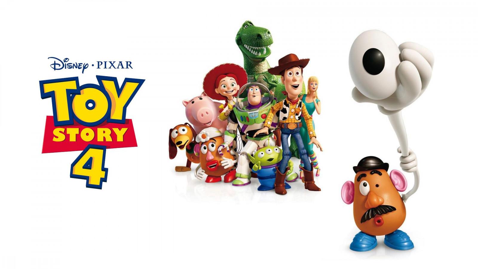 デスクトップ壁紙 Toy Story 4 バズ ライトイヤー シェビー