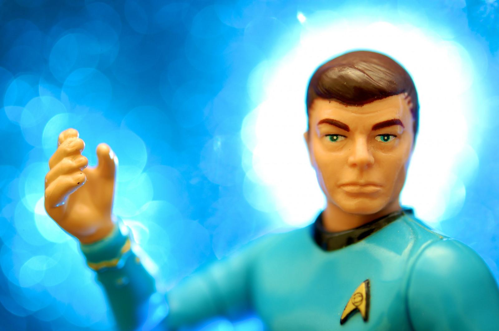 Star Trek Arzt